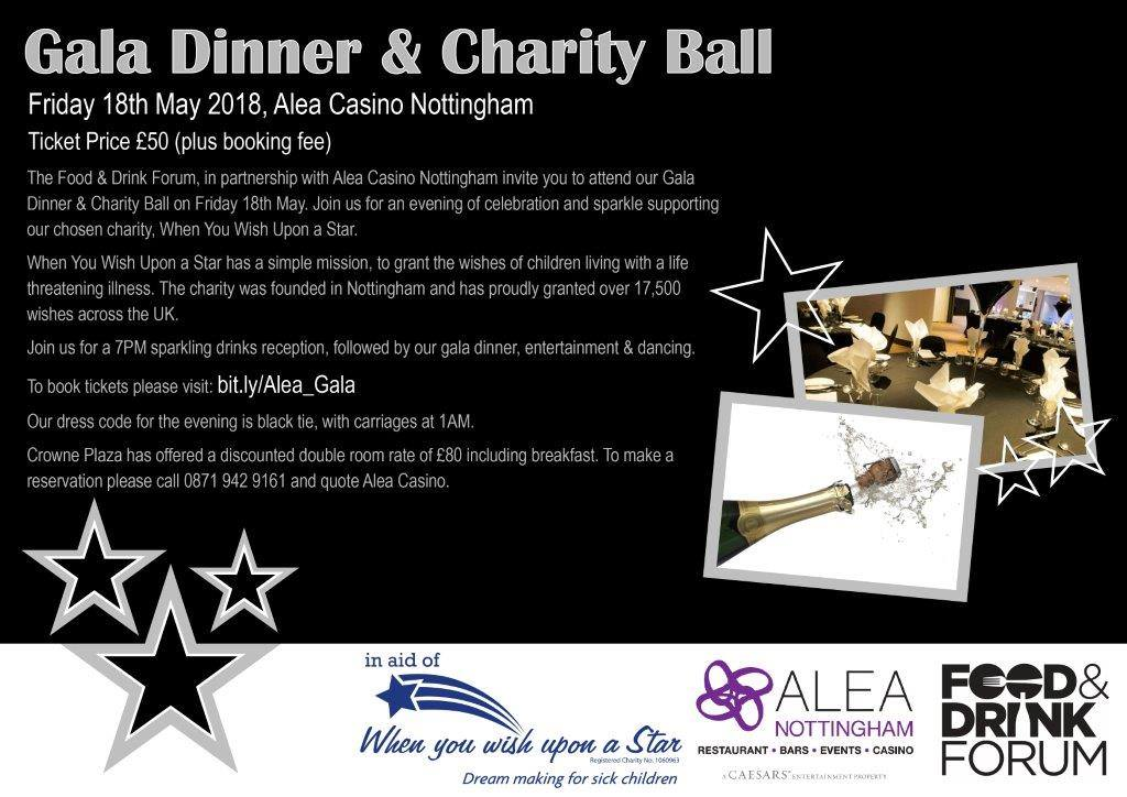 how to sell charity ball tickets