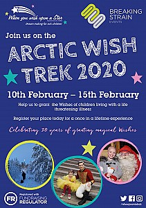 The Arctic 30th Birthday Wish Trek - 2020
