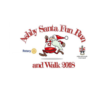 Ashby Santa Run 2018