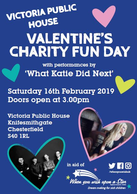 Valentines Charity Fund Day