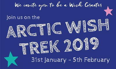 The Arctic Wish Trek 2019
