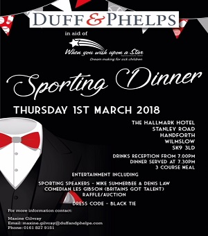 Duff & Phelps Sporting Dinner