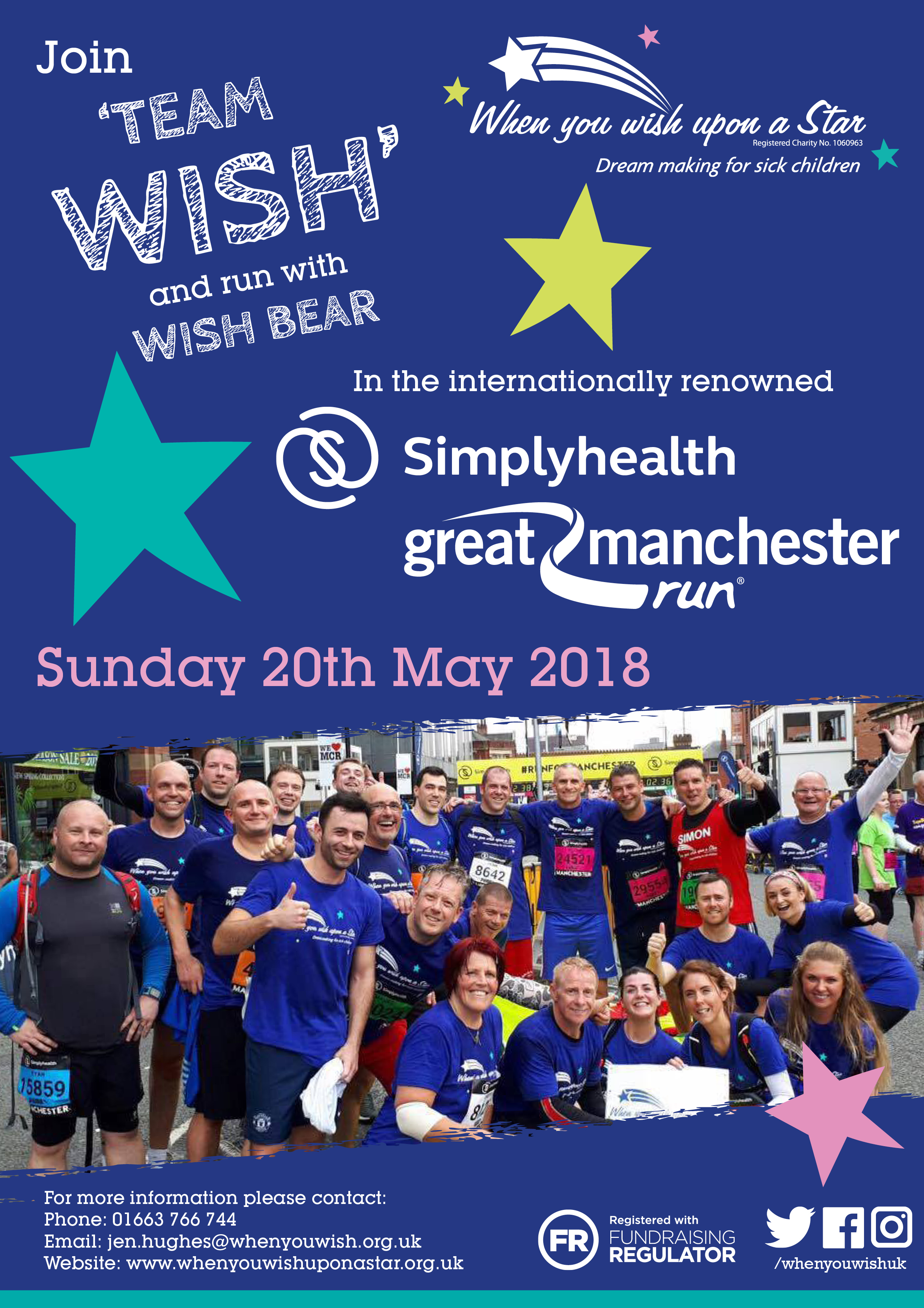 Simply Health Great Manchester Run