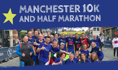 Manchester 10km and 1/2 Marathon 2021