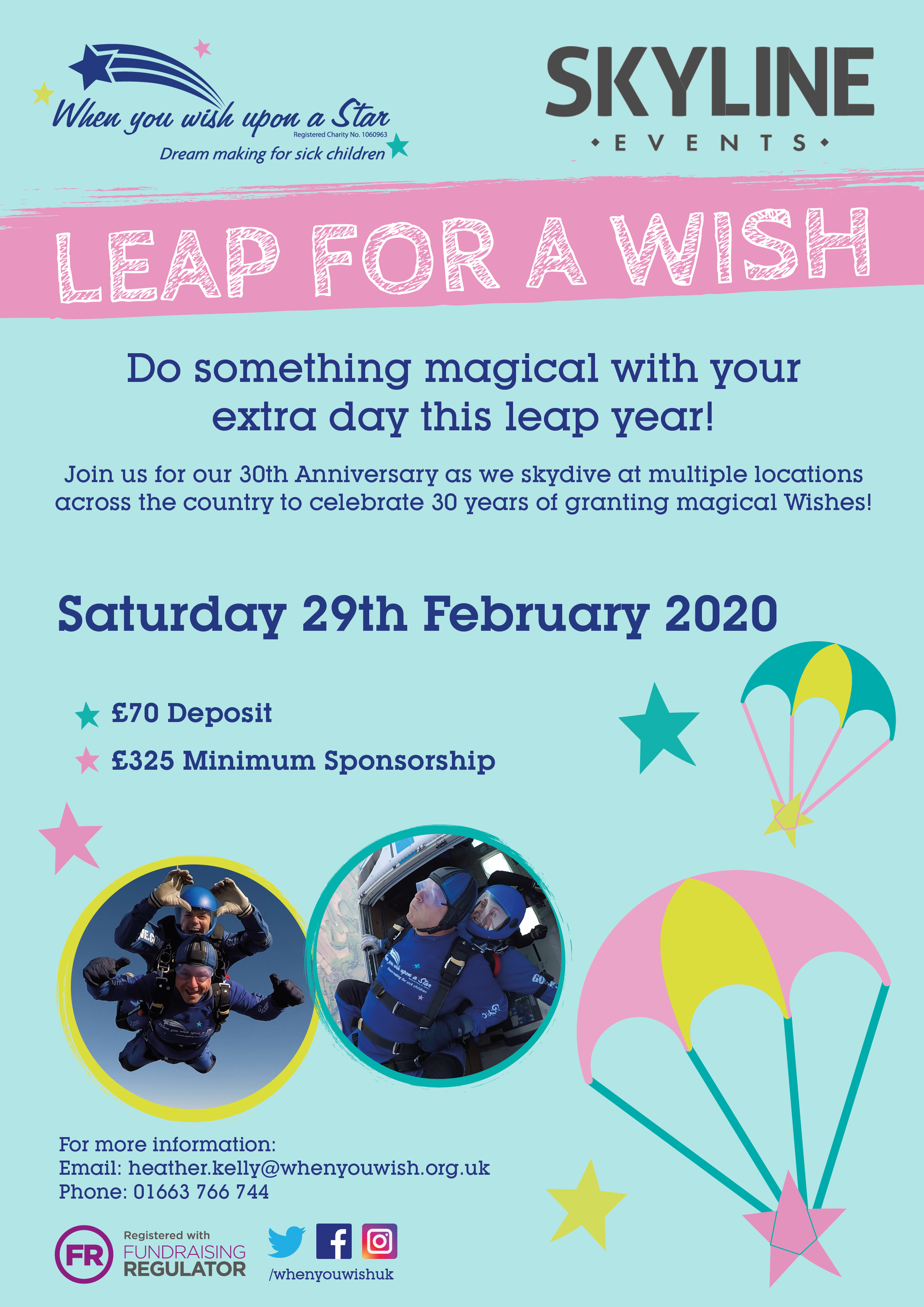 Leap For A Wish