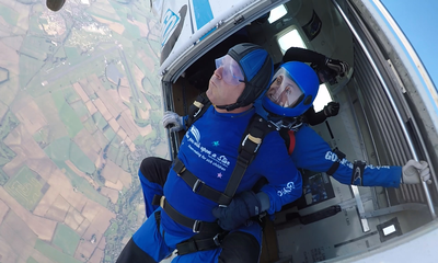30th Anniversary Sky Dive