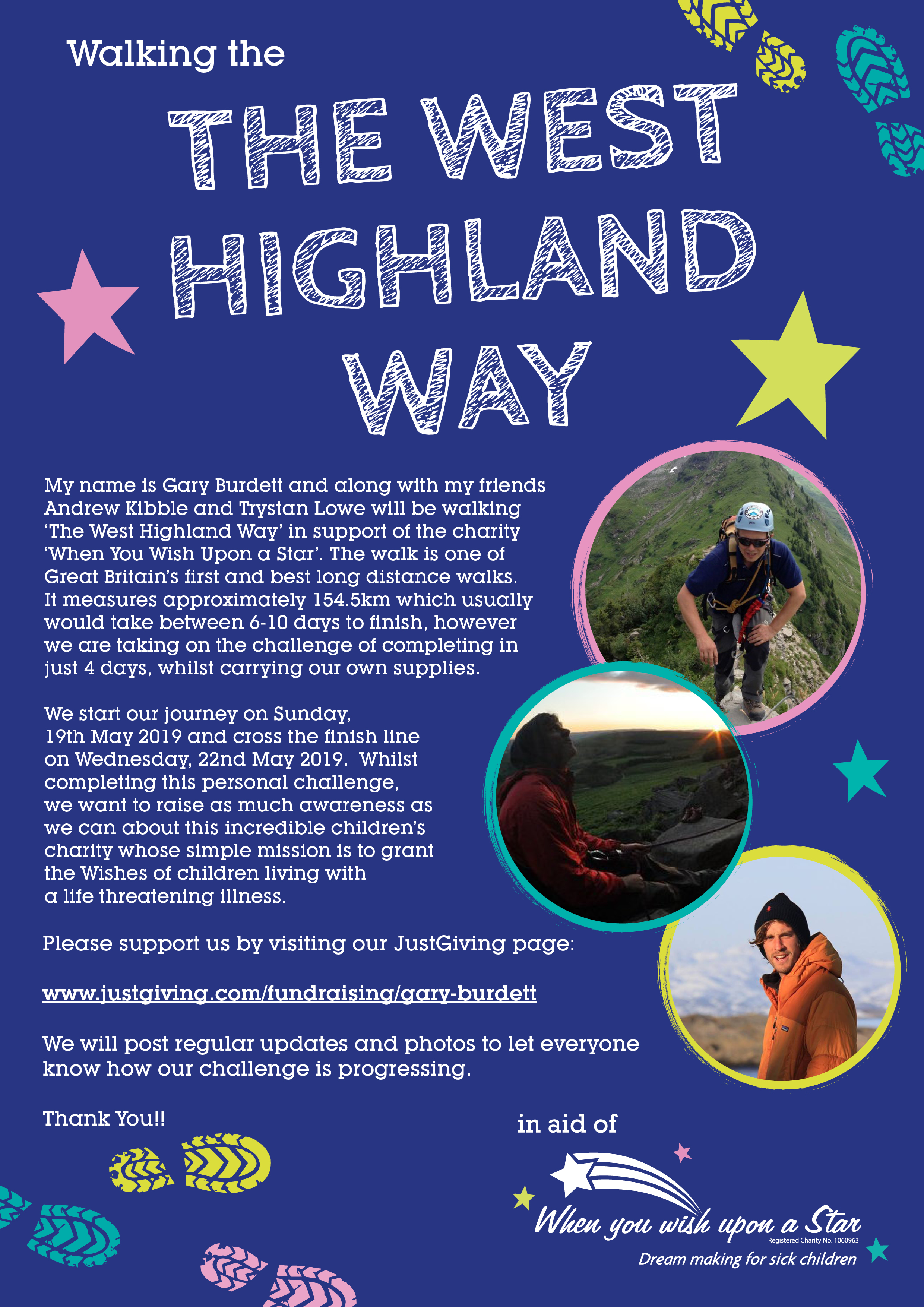 West Highland Way 19 22 May 2019