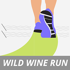The Wild Wine Run - Walton 5 and 10k
