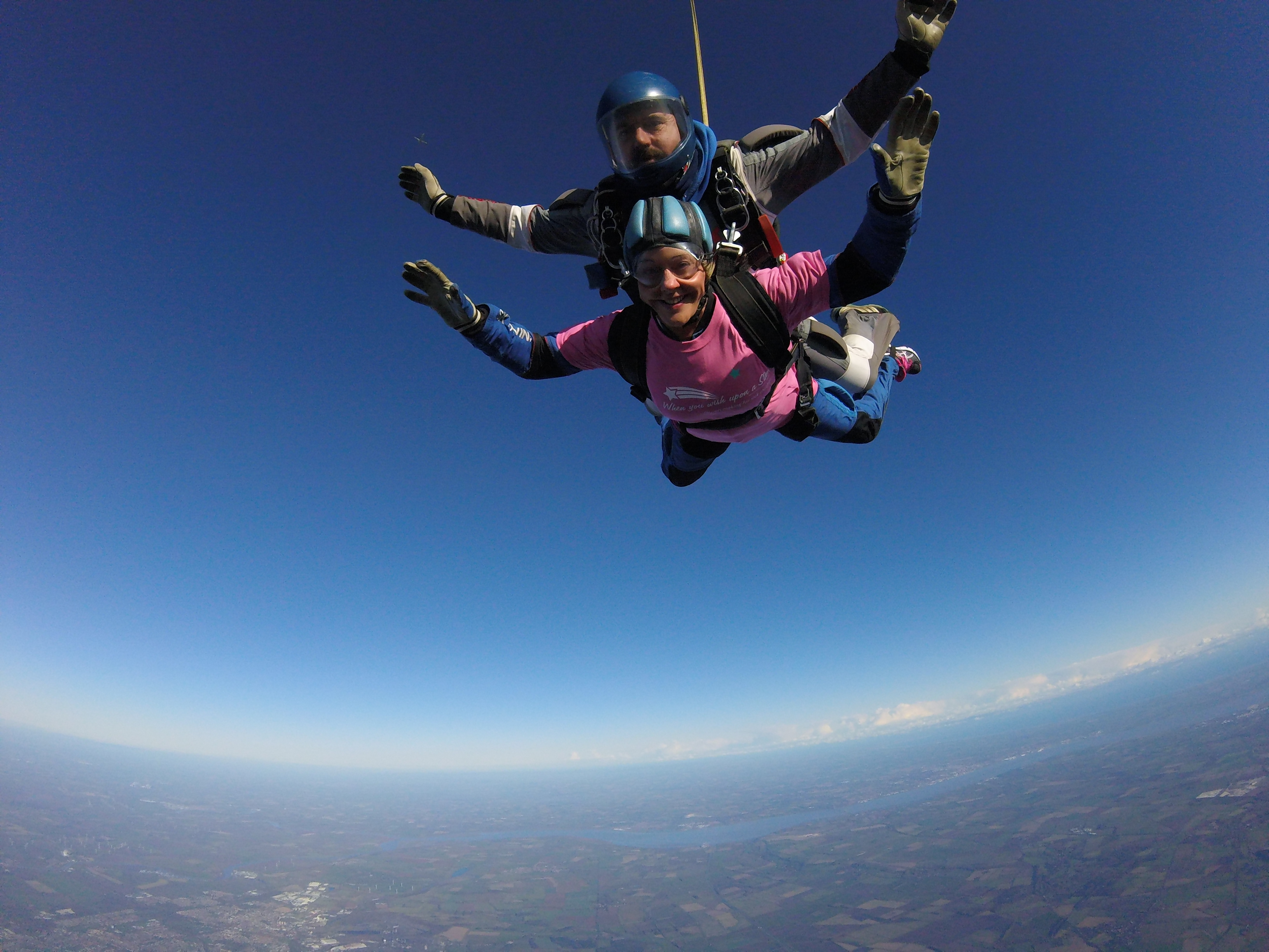 Julie's Skydive 0043