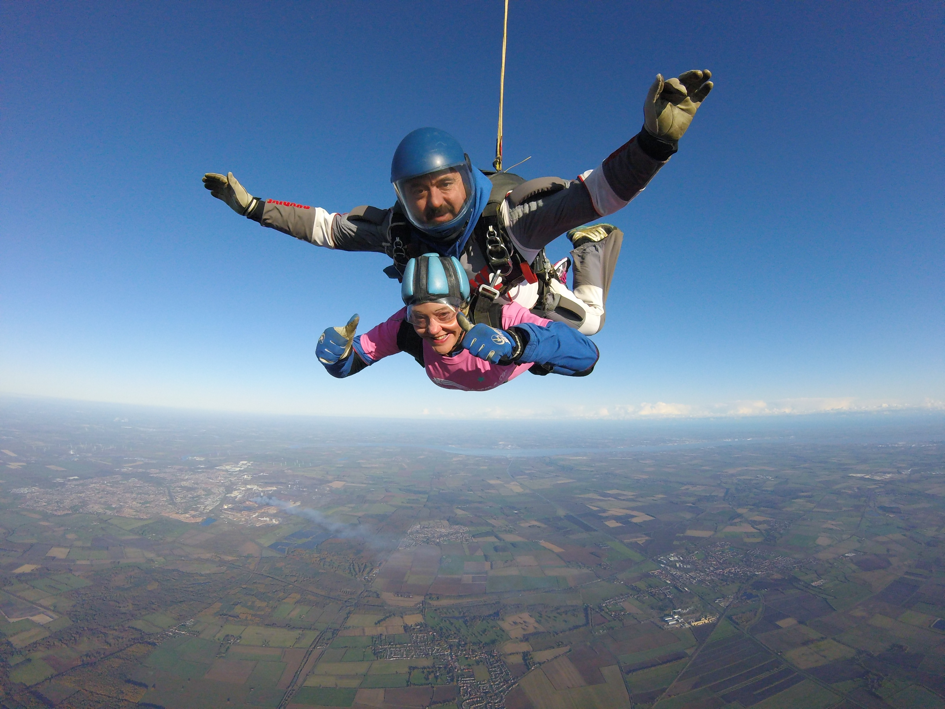 Julie's Skydive 0088