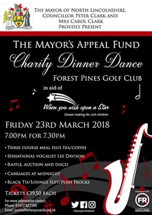 Mayor of North Lincolnshire's Charity Dinner Dance