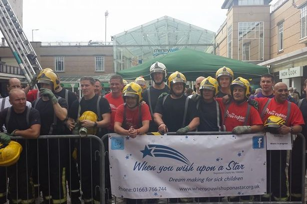 Stockport Firefighters